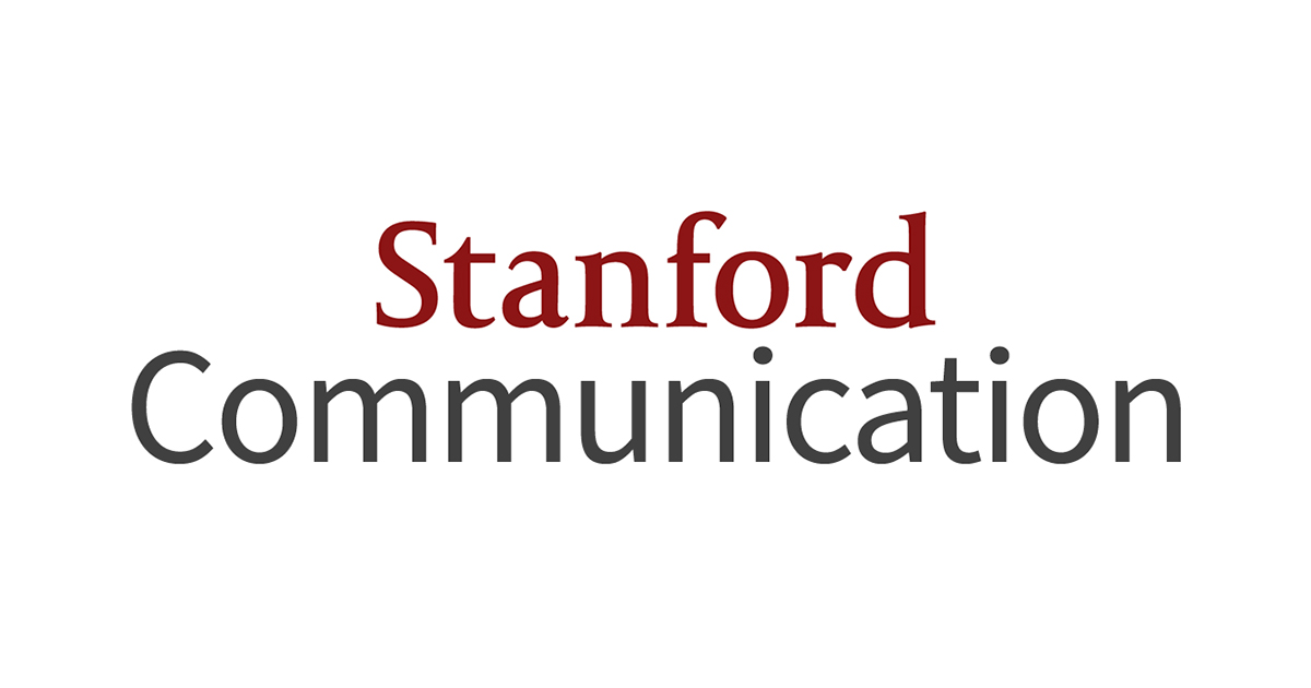 Department of Communication, Stanford University | In the Department ...