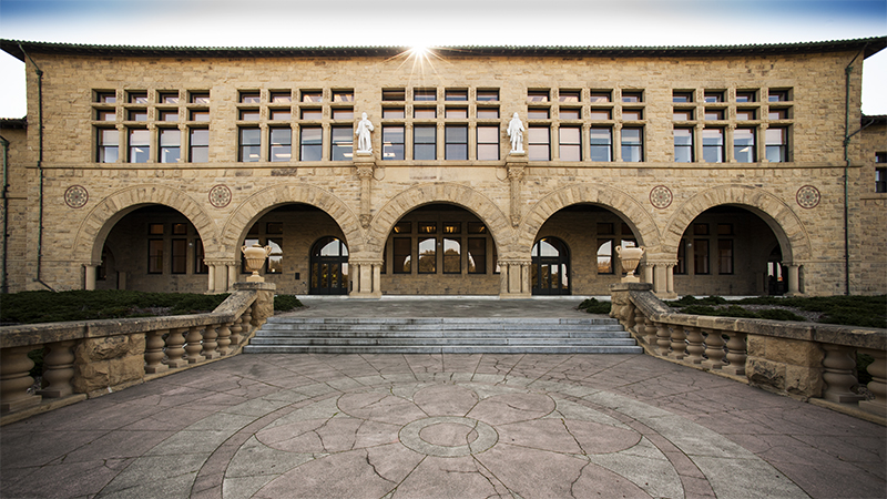 Department of Communication, McClatchy Hall, Stanford University