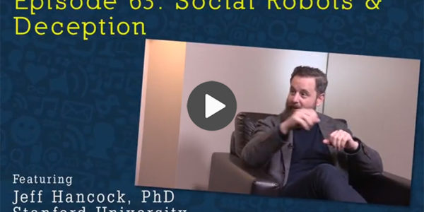 Social Robots and Deception